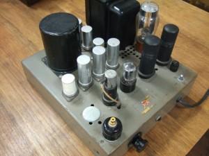 RCAパワーアンプ BA-4C