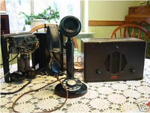 Western Electric 100F オリジナル構成