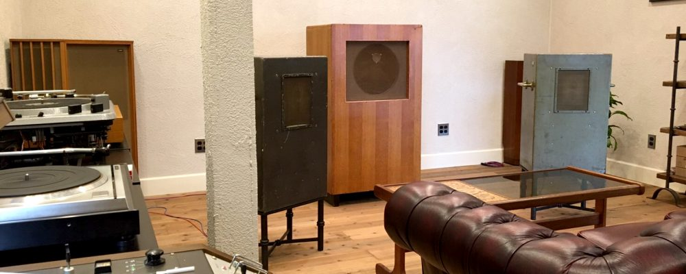 Vintage Audio(ヴィンテージ オーディオ) 1950年代のHiFi Audio販売・修理・レコード販売