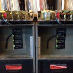 Neumann(KLEIN+HUMMEL) O 92 スタジオモニタースピーカーシステム|フィルター部1