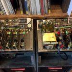 Neumann(KLEIN+HUMMEL) O 92 スタジオモニタースピーカーシステム|マルチアンプ部1