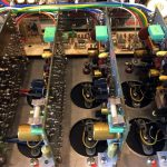 Neumann(KLEIN+HUMMEL) O 92 スタジオモニタースピーカーシステム|マルチアンプ部6