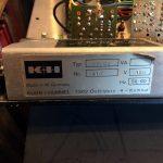 Neumann(KLEIN+HUMMEL) O 92 スタジオモニタースピーカーシステム|アンプ|S/N:416