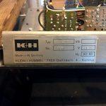 Neumann(KLEIN+HUMMEL) O 92 スタジオモニタースピーカーシステム|アンプ|S/N:418