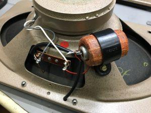 英EMI 92390PF(15Ω) 同軸ユニット オーバーホール後