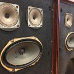 EMI Loudspeaker Type LE4|7