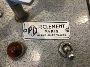 Pierre clement Type H4 L7 プレーヤーシステム|オーバーホール後3