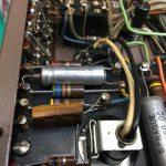 Marantz(マランツ) Model 2 オーバーホール前 初段カソード 電解コンデンサ